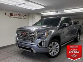 New 2020 GMC Sierra 1500 Denali - Diesel Engine for sale in Burlington, ON