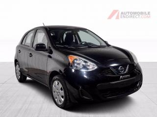 Used 2017 Nissan Micra A/c Bluetooth for sale in St-Hubert, QC