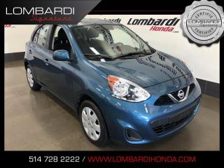 Used 2017 Nissan Micra SV|AUTOMATIQUE|BLUETOOTH| for sale in Montréal, QC
