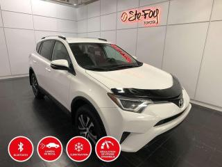 Used 2016 Toyota RAV4 LE - FWD - SIÈGES CHAUFFANTS for sale in Québec, QC