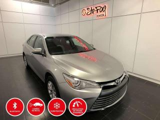 Used 2017 Toyota Camry Le - Bluetooth for sale in Québec, QC