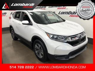 Used 2019 Honda CR-V LX AWD|DEMO| for sale in Montréal, QC