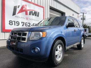 Used 2009 Ford Escape 4WD 4DR V6 AUTO XLT for sale in Rouyn-Noranda, QC