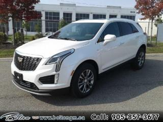 New 2021 Cadillac XT5 Premium Luxury - Navigation - $396 B/W for sale in Bolton, ON