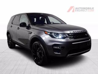 Used 2017 Land Rover Discovery Sport HSE AWD CUIR TOIT PANO NAV for sale in St-Hubert, QC