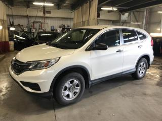 Used 2016 Honda CR-V 2 RM 5 portes LX for sale in Gatineau, QC