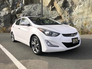 Used 2014 Hyundai Elantra Limited Certified! Leather! Heated seats! for sale in Sudbury, ON