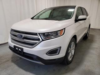 Used 2017 Ford Edge Titanium for sale in Regina, SK
