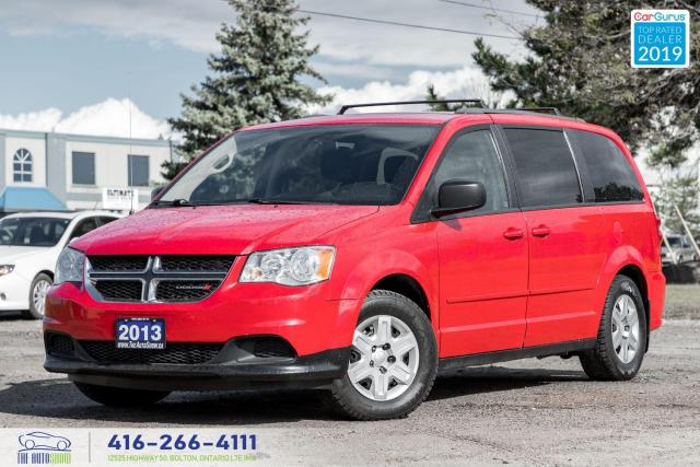 2013 Dodge Grand Caravan SXT|Cruise|Power mirrors|