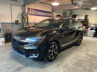 Used 2017 Honda CR-V AWD 5dr Touring for sale in Kingston, ON