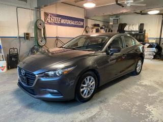Used 2018 Mazda MAZDA3 GS AUTO for sale in Kingston, ON