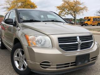 Used 2010 Dodge Caliber 4DR HB SXT for sale in Waterloo, ON