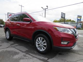 Used 2017 Nissan Rogue AWD SV TECH PACK NAVI TOIT PANO MAGS 44,000KM for sale in St-Eustache, QC