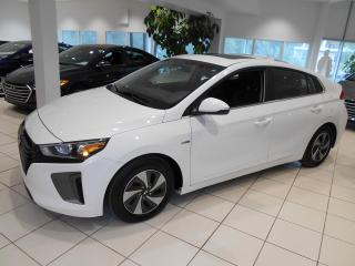 Used 2017 Hyundai Ioniq Hybrid SE **CAMERA,TOIT,BAS KM.GARANTIE 160.000 for sale in Montréal, QC
