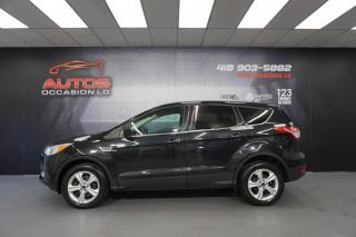 Used 2013 Ford Escape SE AWD ECOBOOST MAGS SIÈGES BLUETOOTH 123 820 KM for sale in Lévis, QC