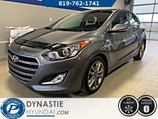 Used 2016 Hyundai Elantra GT Limited for sale in Rouyn-Noranda, QC