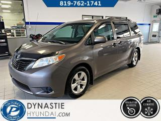Used 2012 Toyota Sienna CE for sale in Rouyn-Noranda, QC