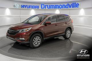 Used 2016 Honda CR-V EX AWD + GARANTIE + TOIT + CAMÉRA + WOW for sale in Drummondville, QC