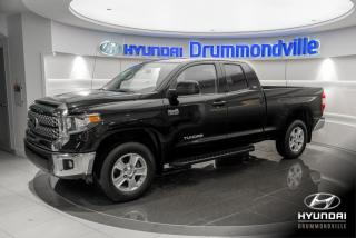Used 2018 Toyota Tundra SR5 4X4 + GARANTIE + CAMERA + A/C + WOW for sale in Drummondville, QC