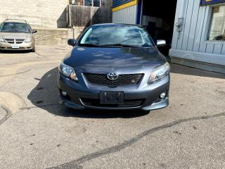 Used 2009 Toyota Corolla S for sale in Kitchener, ON