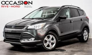 Used 2016 Ford Escape SE 1.6 MAGS+SIEGES.CHAUFFANTS+BLUETOOTH for sale in Boisbriand, QC
