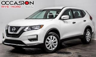 Used 2017 Nissan Rogue S AWD BLUETOOTH+CAM.RECUL for sale in Boisbriand, QC