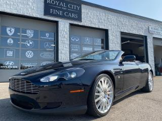 Used 2006 Aston Martin DB9 Volante V12 for sale in Guelph, ON
