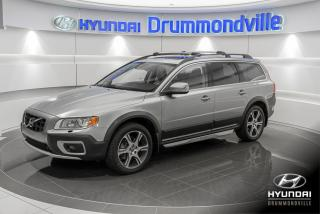 Used 2013 Volvo XC70 T6 AWD +  GARANTIE + TOIT + CUIR + A/C + for sale in Drummondville, QC