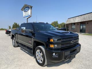 Used 2019 Chevrolet Silverado 2500 HD LTZ, Diesel for sale in Ridgetown, ON