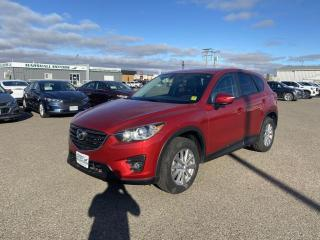 Used 2016 Mazda CX-5 AWD 4dr Auto GS *Leather* *Heated Seats* *Sunroof* for sale in Brandon, MB