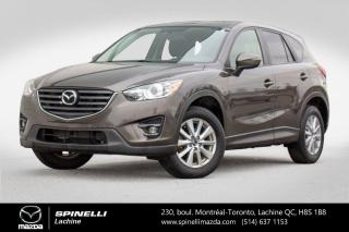 Used 2016 Mazda CX-5 GS TOIT OUVRANT SIEGES CHAUFFANTS BLUETOOTH Mazda CX-5 GS 2016 for sale in Lachine, QC