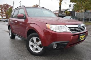 Used 2010 Subaru Forester X for sale in Oakville, ON