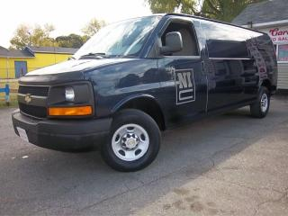 Used 2010 Chevrolet Express CARGO for sale in Oshawa, ON