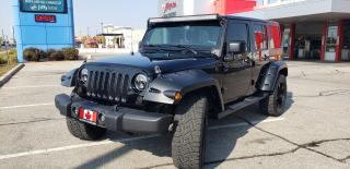 Used 2014 Jeep Wrangler SPORT for sale in Cambridge, ON