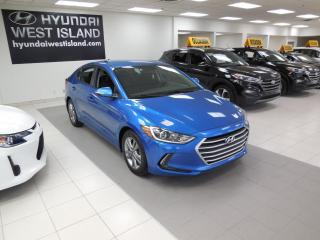 Used 2017 Hyundai Elantra GL AUTO MAGS A/C CRUISE BT APPLE PLAY CA for sale in Dorval, QC