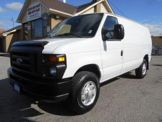 Used 2014 Ford Econoline E 250 CARGO 4.6L V8 A/'C Cruise Tilt ONLY 109,000K for sale in Etobicoke, ON