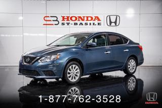 Used 2016 Nissan Sentra SV + MANUEL + A/C + MAGS + WOW! for sale in St-Basile-le-Grand, QC