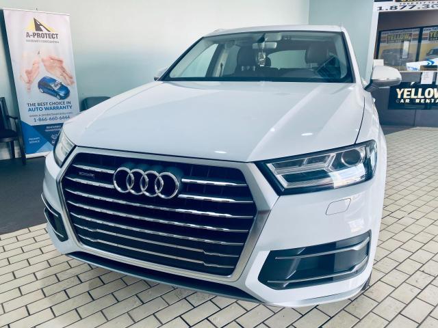 2017 Audi Q7 3.0T Komfort NAVI I PANAROMIC ROOF I ALLOY