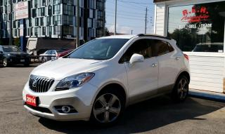 Used 2014 Buick Encore Convenience for sale in Oshawa, ON