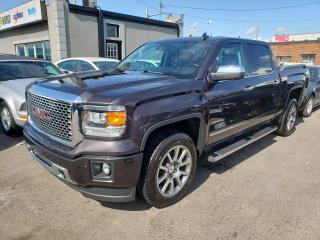Used 2015 GMC Sierra 1500 Denali*AIR COOLED SEATS*NAV*LOW KMS* for sale in Hamilton, ON