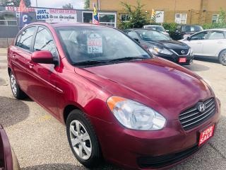 Used 2010 Hyundai Accent GL for sale in Scarborough, ON