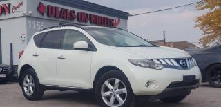 Used 2010 Nissan Murano SL for sale in Oakville, ON