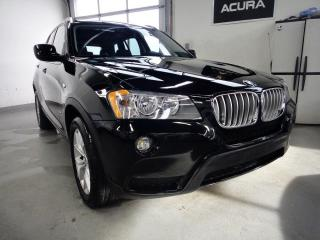 Used 2011 BMW X3 PANO ROOF,NAVI,NO ACCIDENT for sale in North York, ON