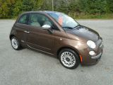 Photo of Brown 2012 Fiat 500