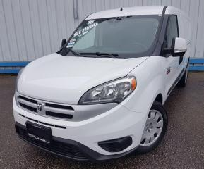 Used 2016 RAM ProMaster SLT for sale in Kitchener, ON
