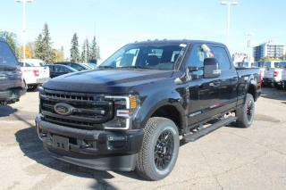 New 2020 Ford F-350 Super Duty SRW Lariat, 4x4 Crew Cab, 6.7L V8, Pre-Collision Assist, Reverse Camera/Sensing System, Trailer Tow Package, Navigation for sale in Edmonton, AB