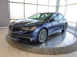 Used 2018 Acura TLX SH-AWD w/Technology Package for sale in Edmonton, AB