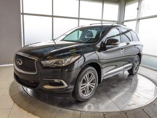 Used 2016 Infiniti QX60 Driver's Asst Pkg/CPO for sale in Edmonton, AB