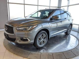Used 2017 Infiniti QX60 Premium PKG/CPO for sale in Edmonton, AB