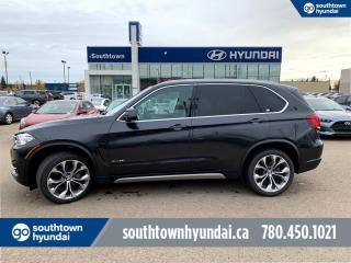 Used 2017 BMW X5 35i/AWD/LEATHER/ROOF/NAVI/POWER TAILGATE for sale in Edmonton, AB